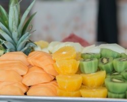 colazione thotel frutta