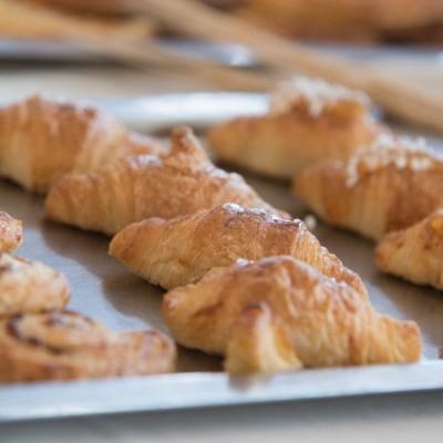 colazione croissants hotel
