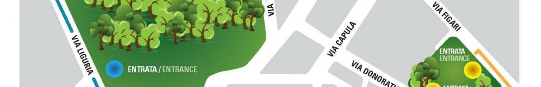 cartina parchi thotel