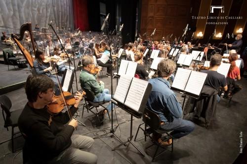 teatro prove orchestra