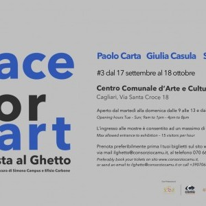 a place for art 3 ghetto degli ebrei 17 sett-18 ott 2020 carta-casula-skan