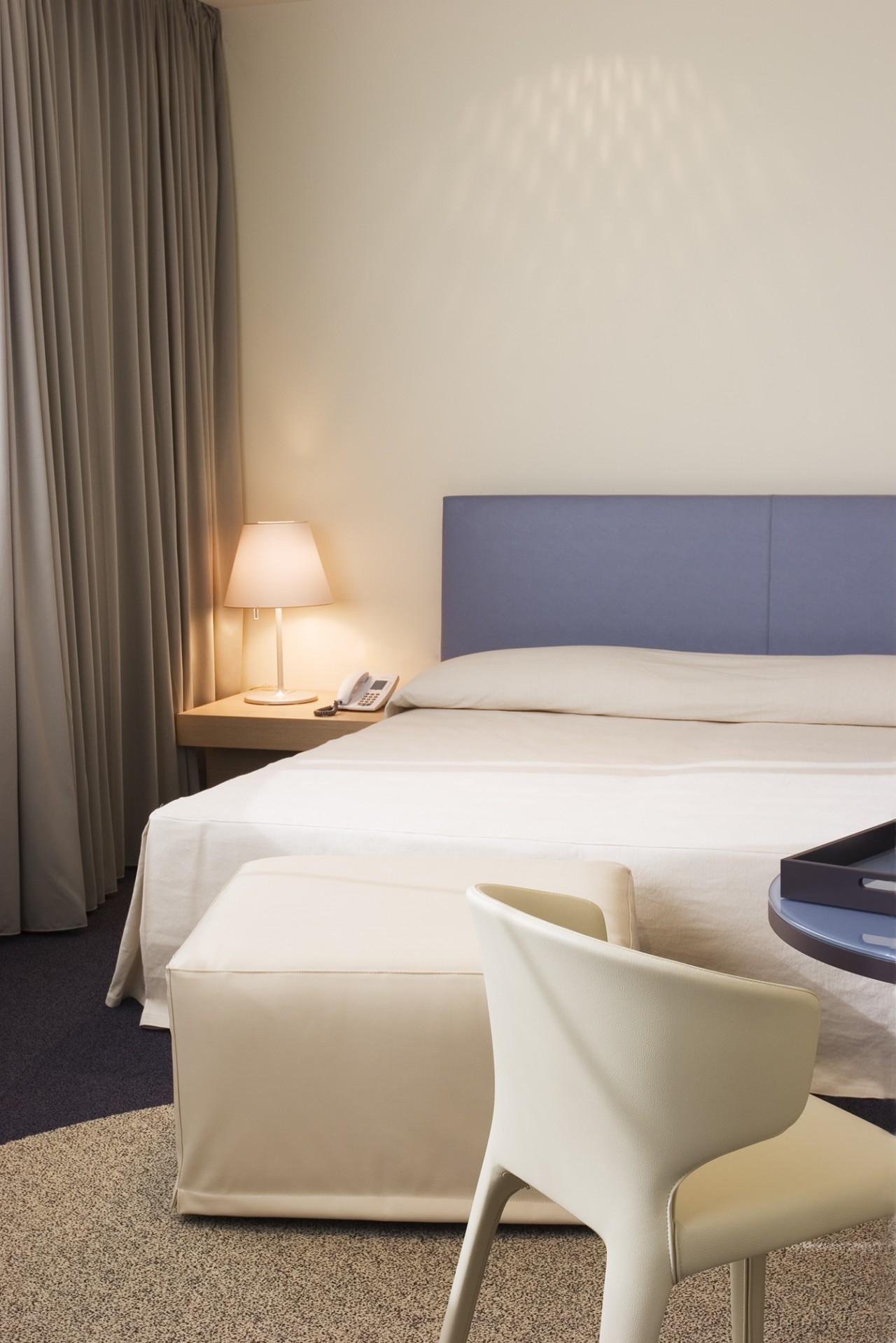 Die Zimmer des THotel | Cagliari, Sardinien