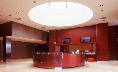 lobby 2 spazio segreteria