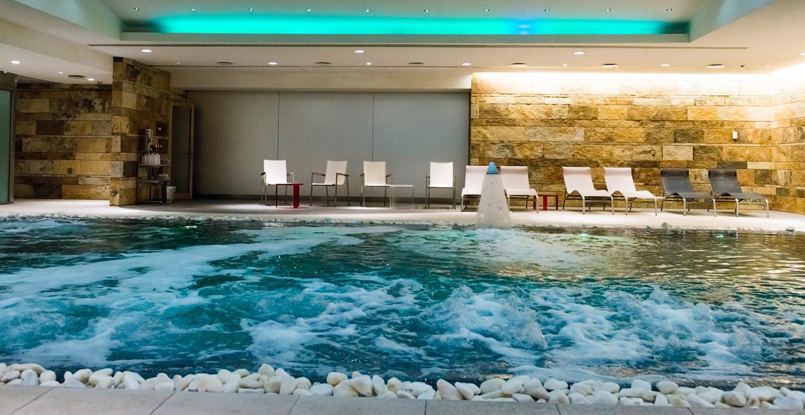 Percorso acqua journey hotel con spa a cagliari sardegna for Hotel ortigia con spa